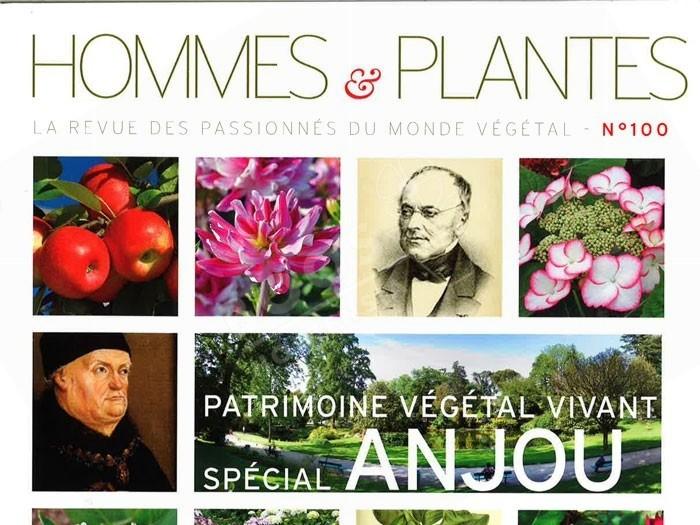 Revue Hommes & Plantes n°100